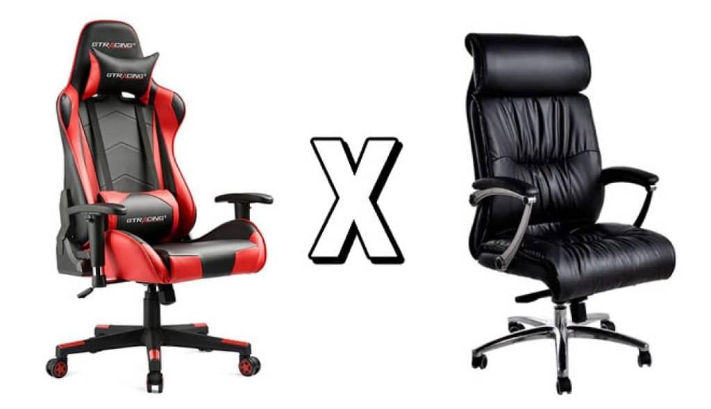 Qual a melhor cadeira gamer ou presidente?