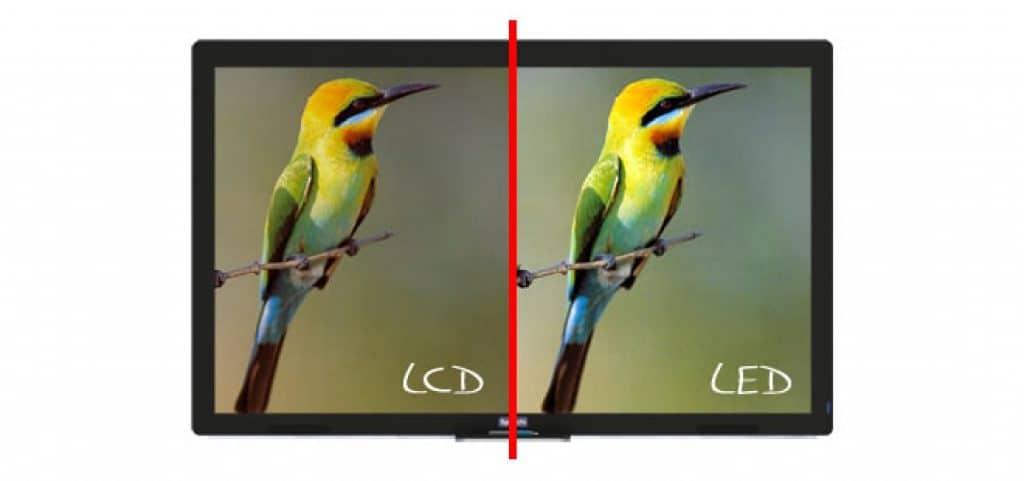 Qual melhor tipo de monitor LCD ou LED?