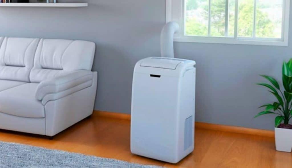 Como instalar ar-condicionado portátil