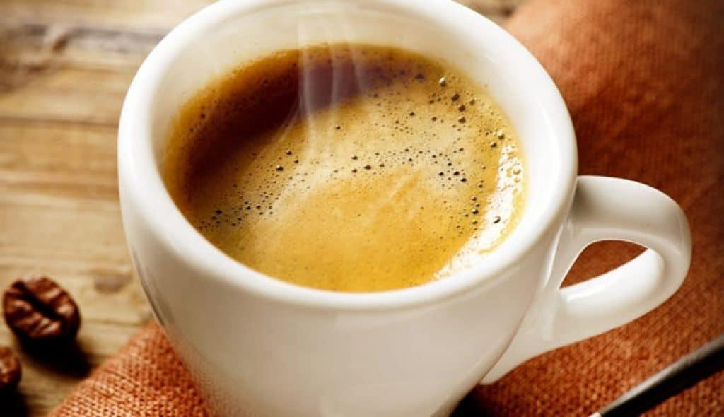 Xícara café expresso