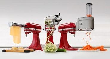•Batedeira Planetária KitchenAid Stand Mixer Artisan