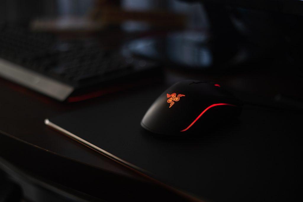 Qual a diferença do mouse gamer para o mouse comum?