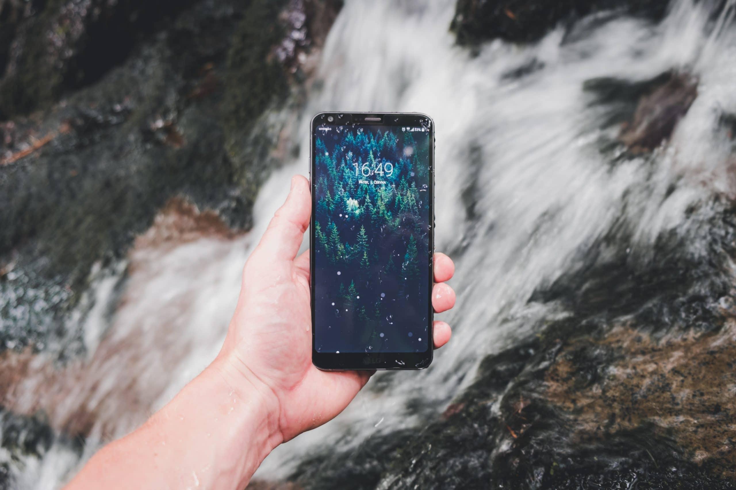 Tecnologia Quad-Cell celular da LG