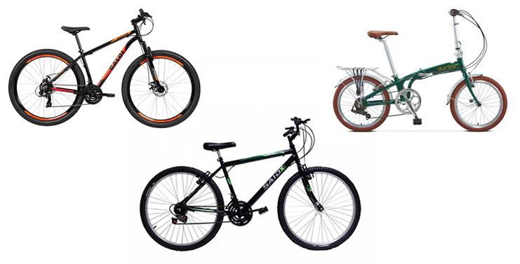 Melhor bicicleta para iniciantes