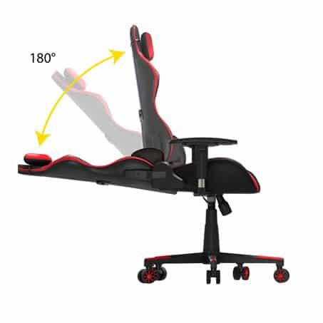 Cadeira gamer ELG Black Hawk