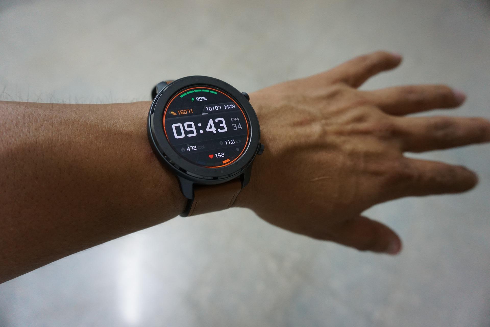 Melhor smartwatch Xiaomi