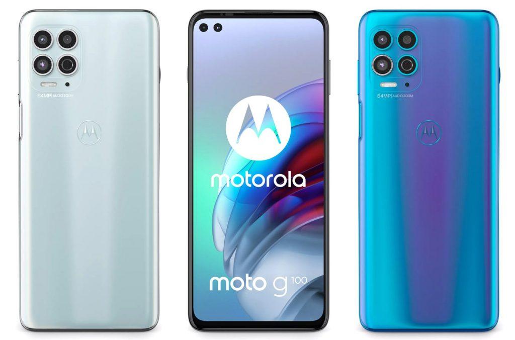Moto G100 - melhor celular da Motorola