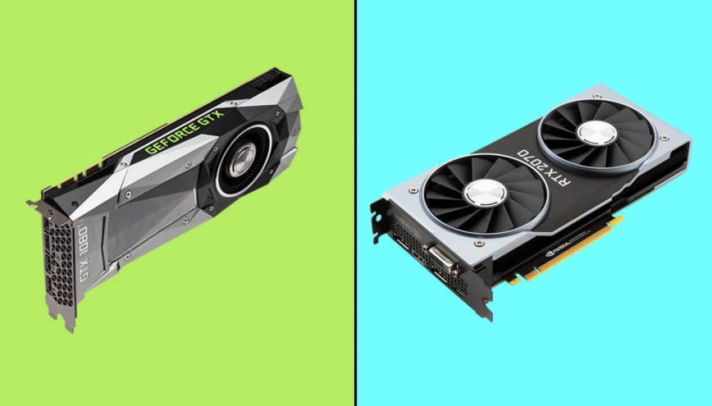 Qual a diferença entre placa de vídeo GTX e RTX?